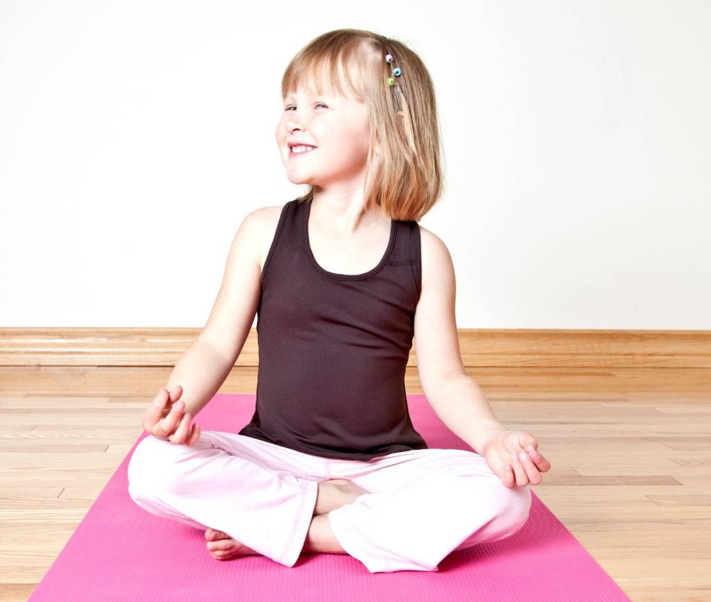 Практикум для маленького йога: с чего начать?