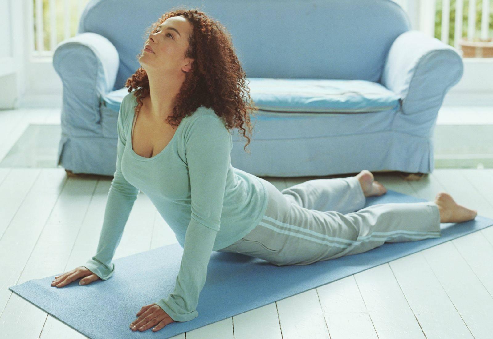 Йога при всд: лечебные упражнения, видео