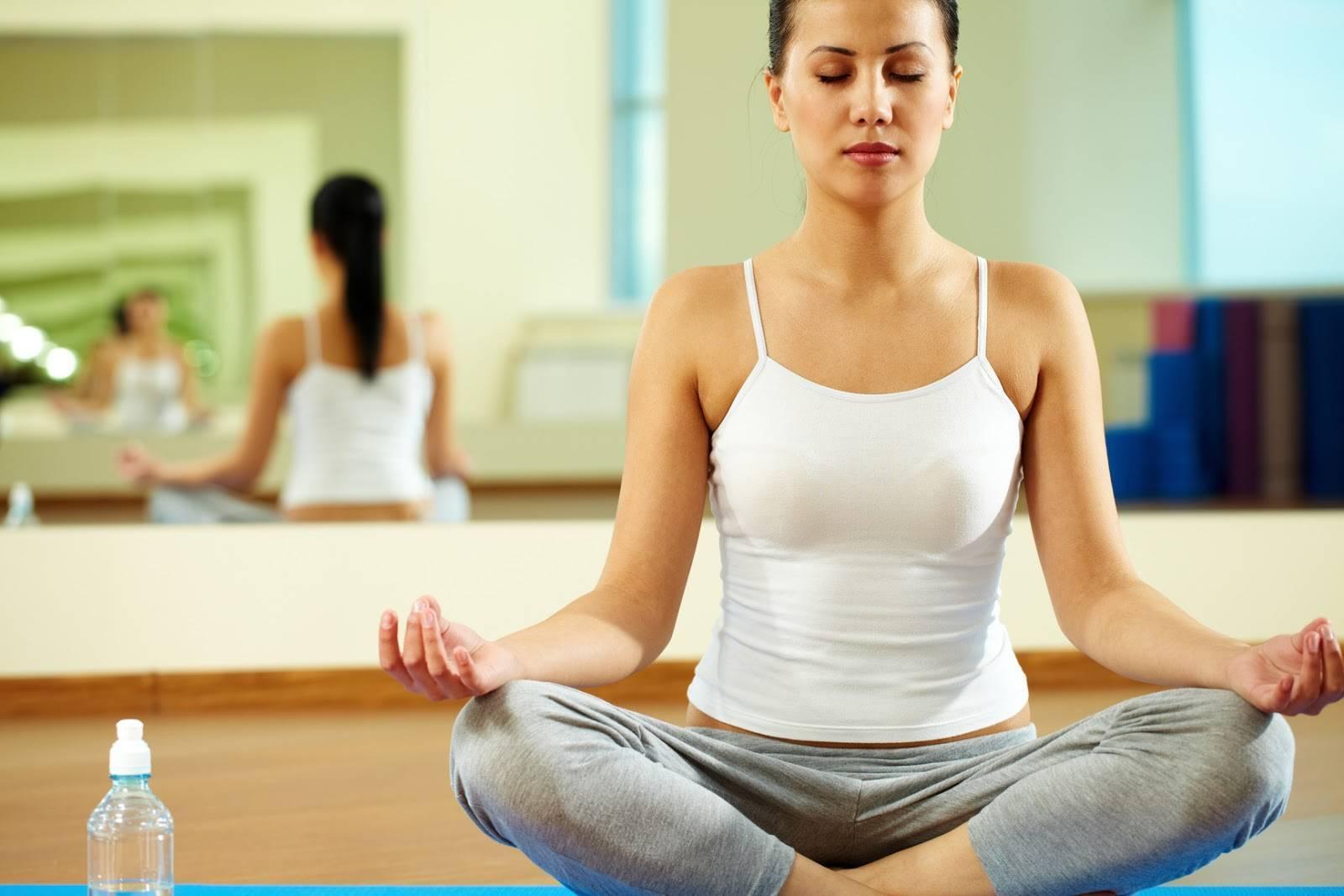 Йога при всд и неврозе: упражнения