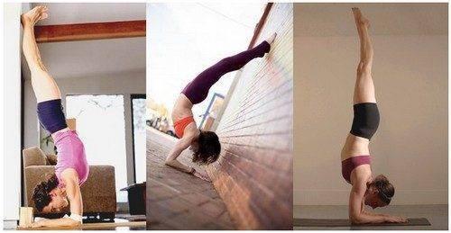 Маюрасана или поза павлина в йоге