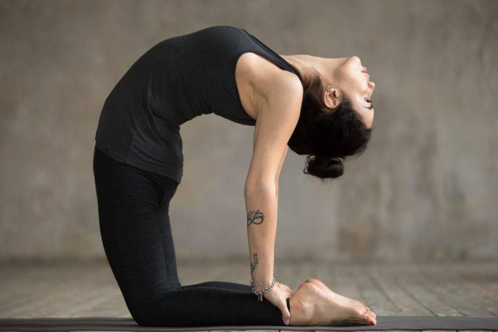 Уштрасана: включите позу верблюда в практику йоги и почувствуйте прилив сил