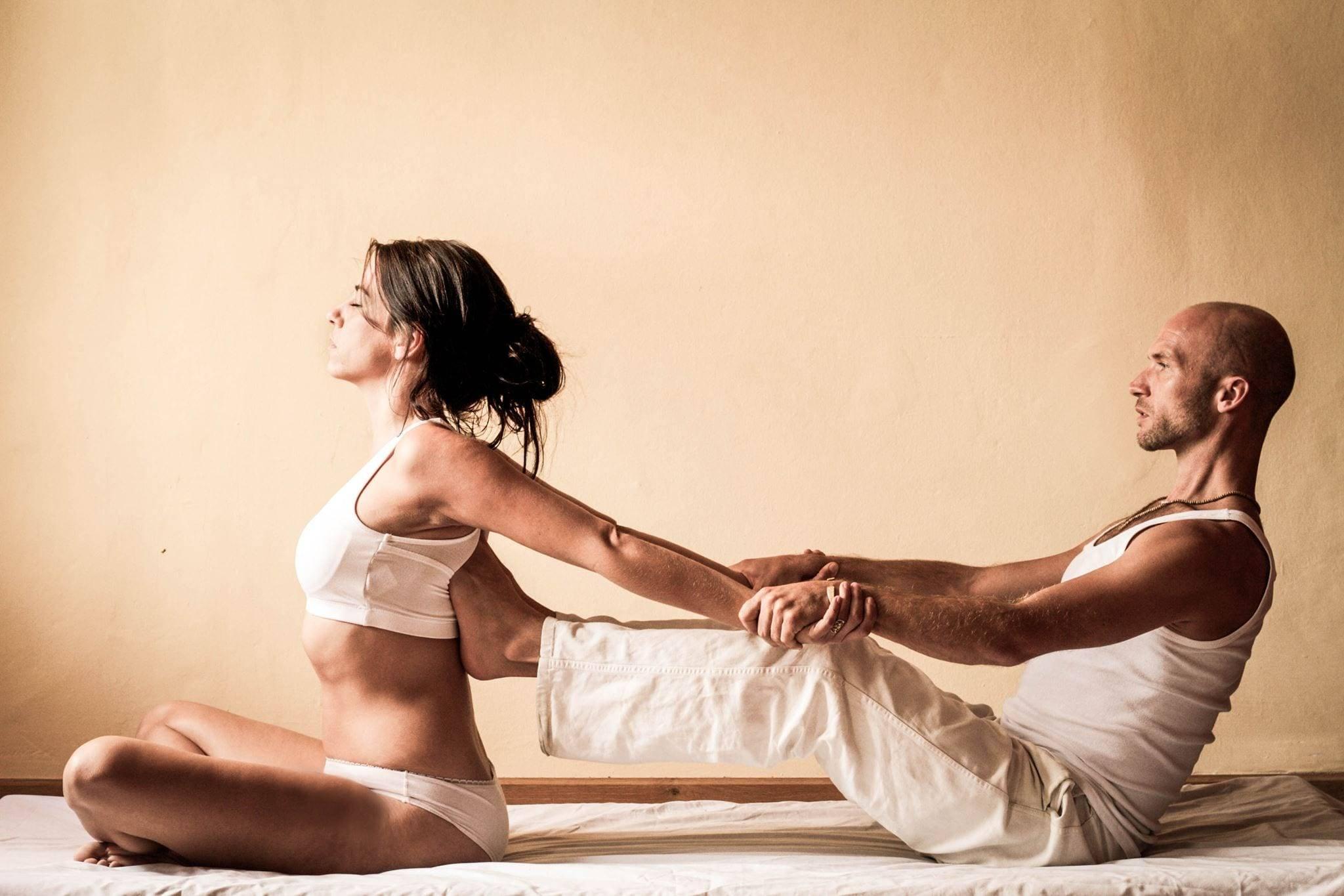 Йога. какая польза для организма?