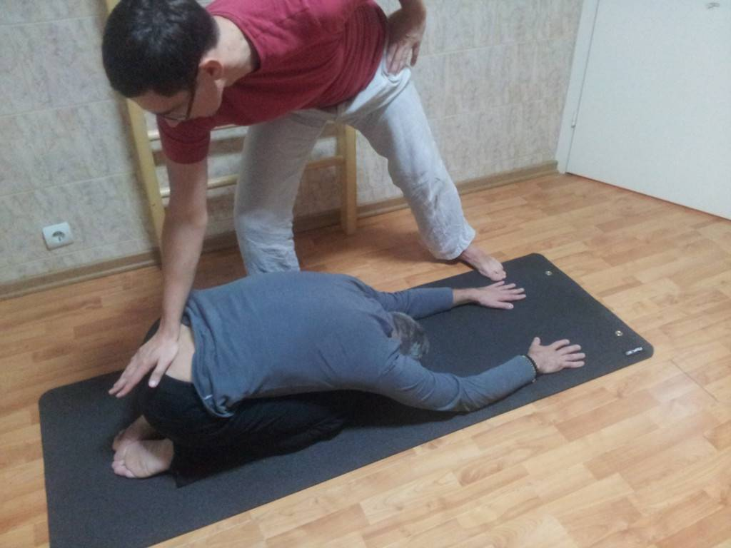 Йога при коксартрозе тазобедренных суставов