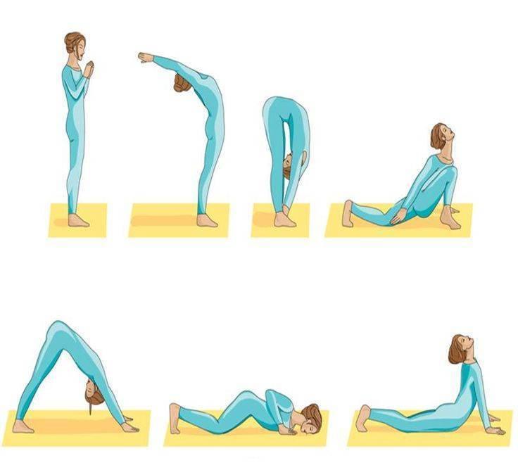 7 асанов йоги для осанки — как себе не навредить?