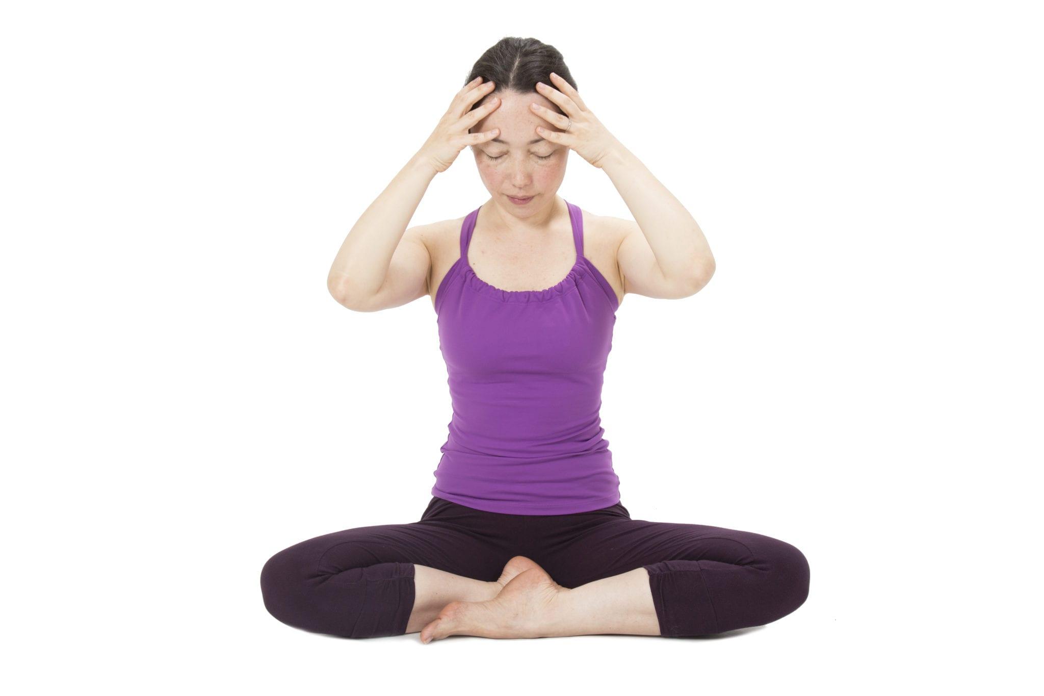 Как йога поможет избавиться от простуды