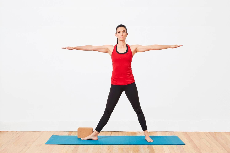 Секреты выполнения уттхита паршваконасаны, техника позы растянутого бокового угла в йоге