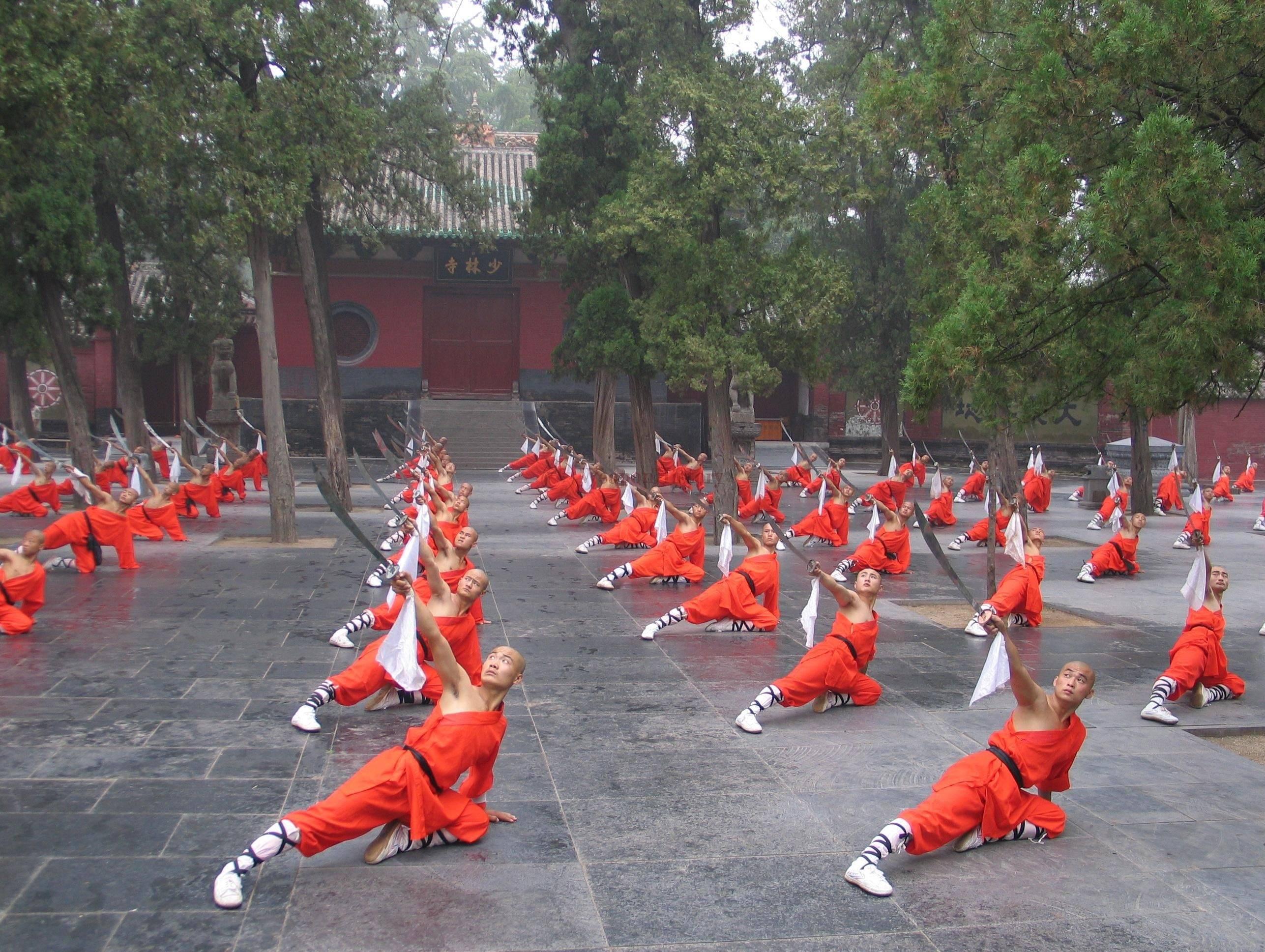 Буддизм и боевые искусства