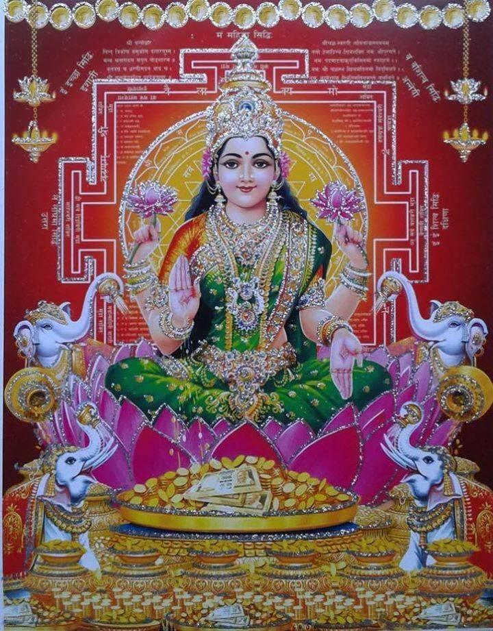 Мантры богине лакшми. 150 ритуалов для привлечения денег