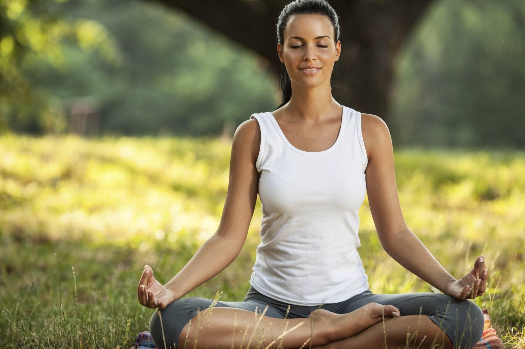 Дыхательная йога для похудения: капалабхати пранаяма