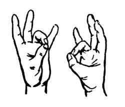 Мудра ветра (вайю-мудра). исцеляющая сила мудр. здоровье на кончиках пальцев