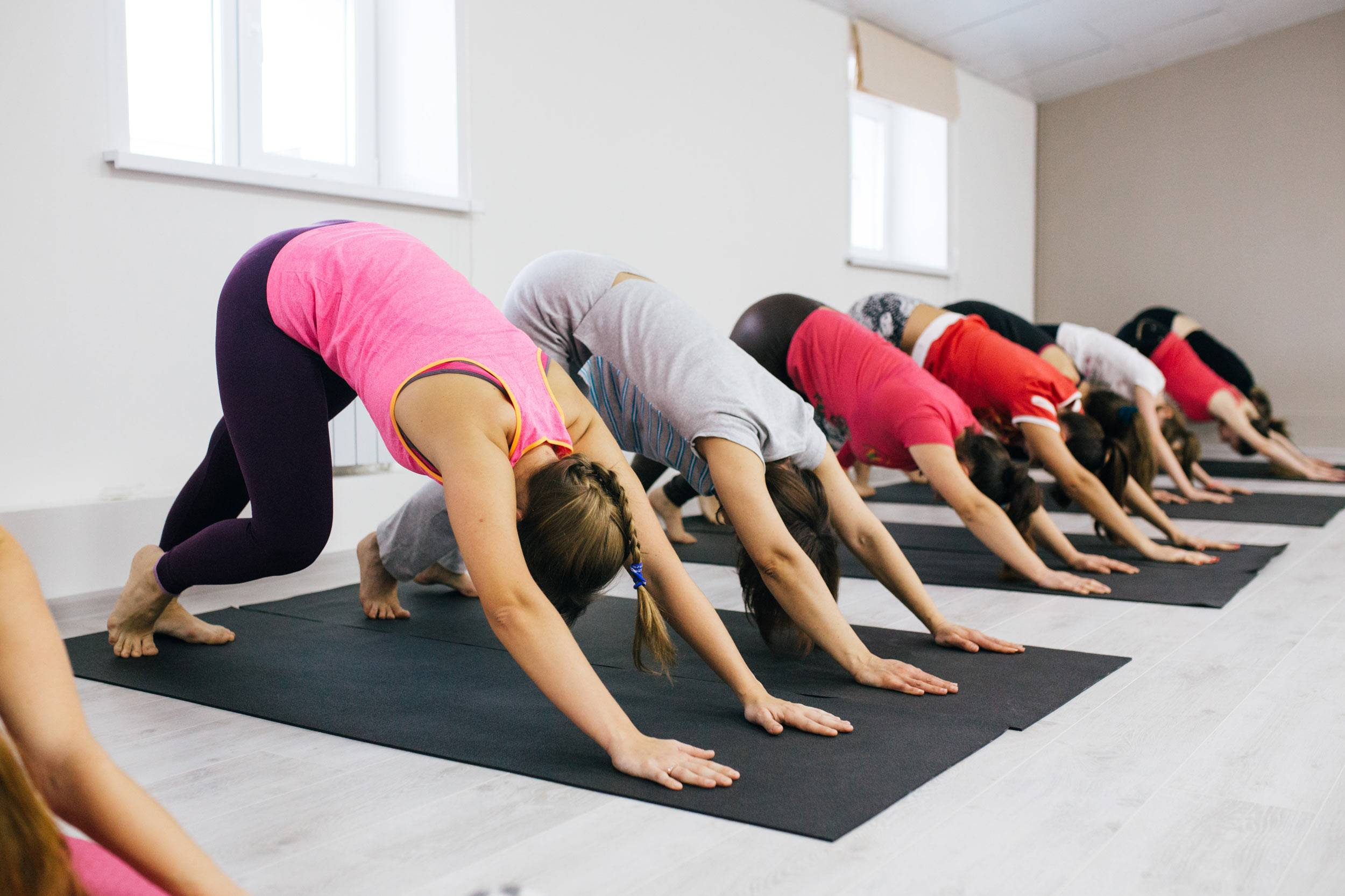 Бесплатные уроки по йоге