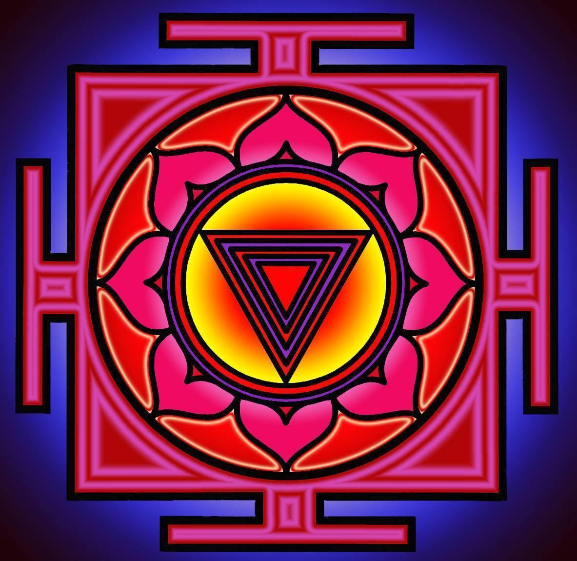 Шри янтра — тайное значение с описанием и мантрой