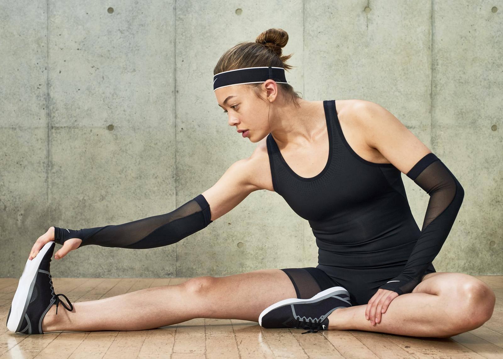 Женская одежда для йоги — природный комфорт
