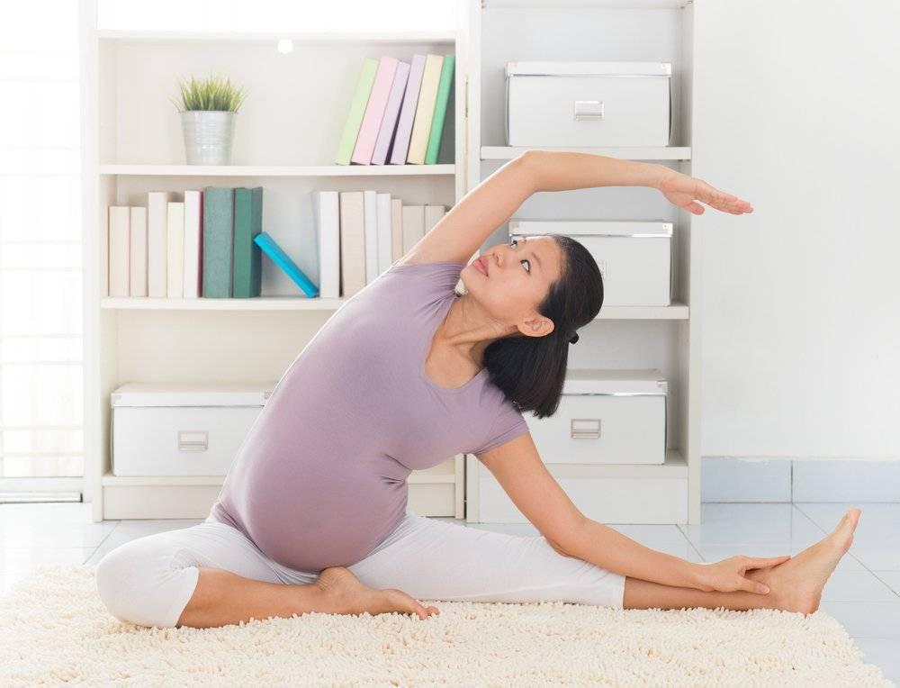 Йога для начинающих беременных 2 триместр
