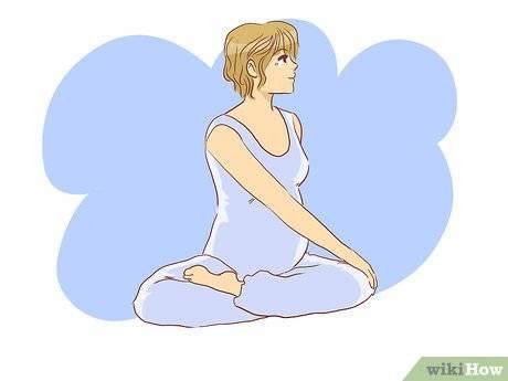 Беременность и йога. Боль в копчике