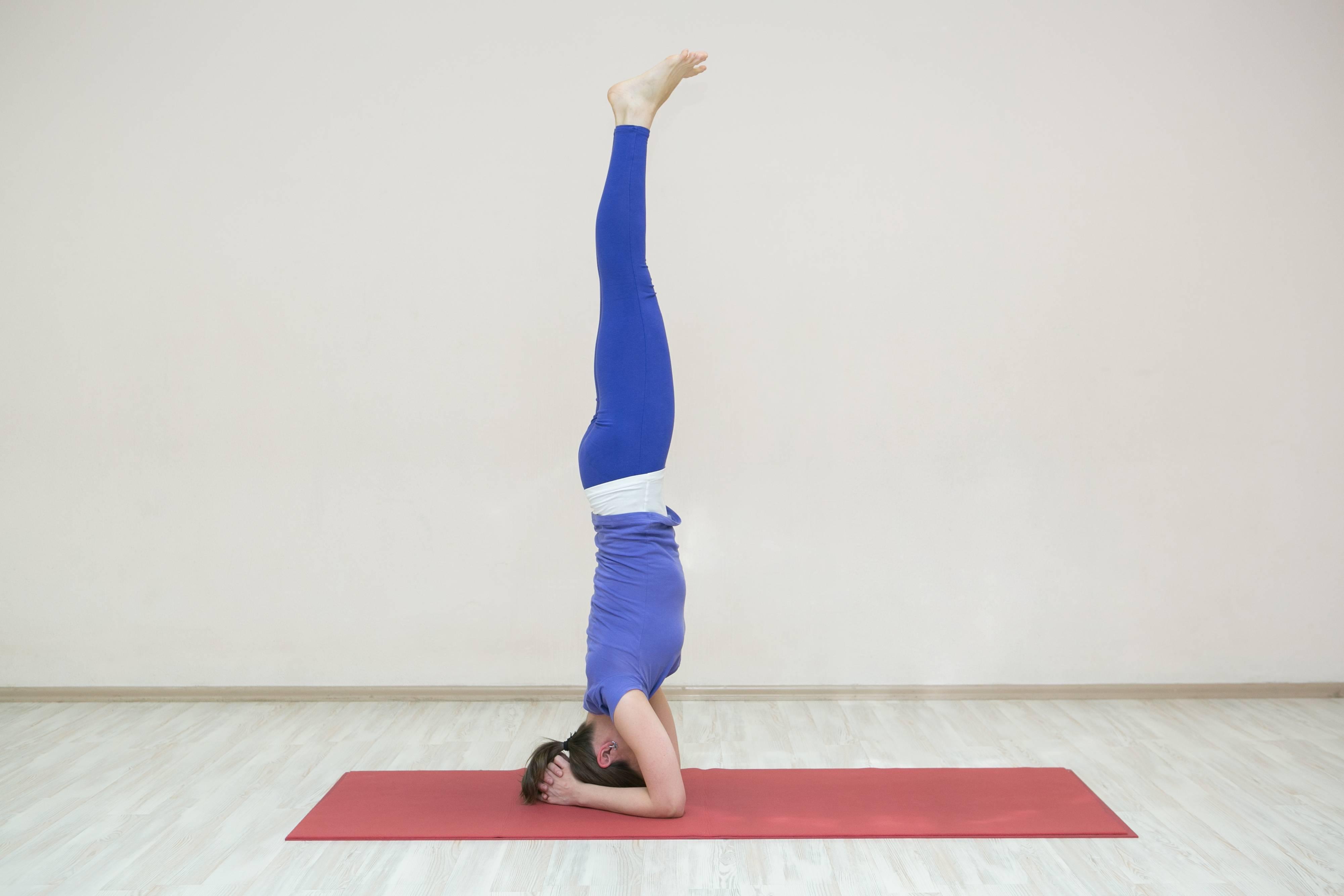 Асаны в хатха йоге
