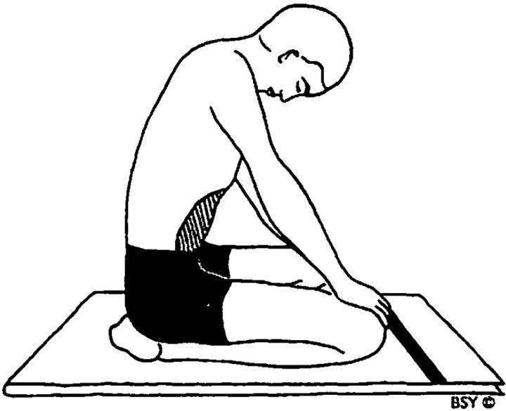 Упражнение вакуум (уддияна бандха) для живота - как правильно делать: техника выполнения, фото, отзывы