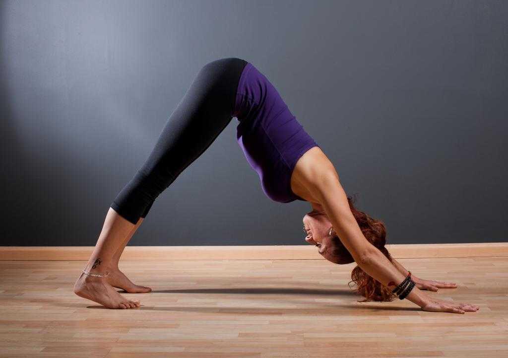 Йога для повышения потенции у мужчин - лучшие упражнения