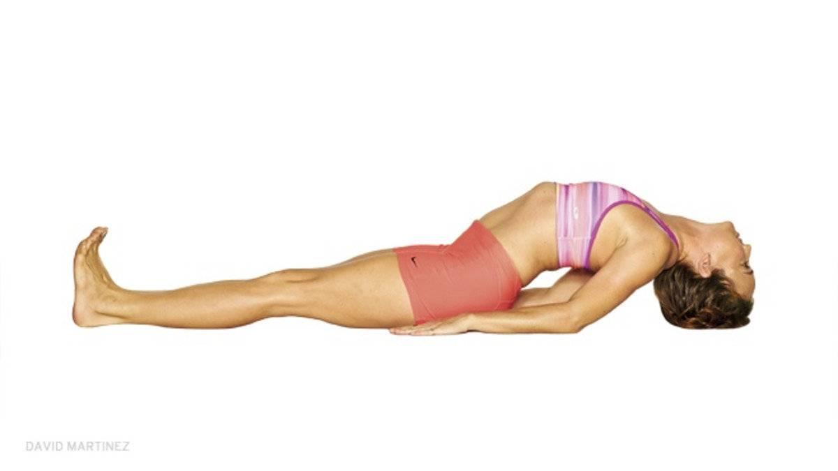Матсьясана или поза рыбы в йоге: техника выполнения, польза, противопоказания