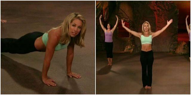 Дениз остин (denise austin)— супер йога для похудения и удержания веса