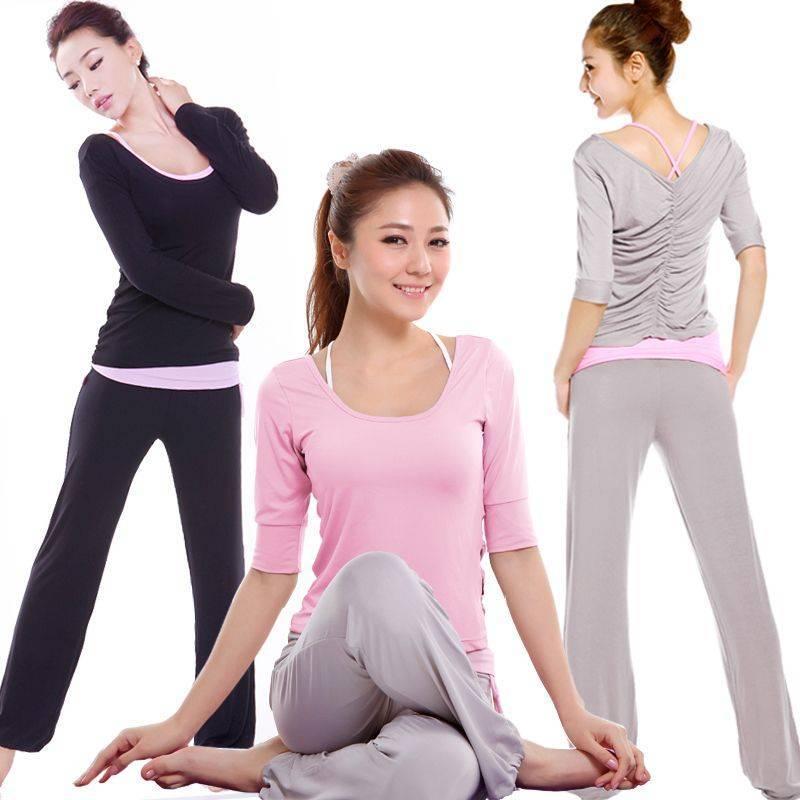 Виды одежды для йоги, советы по выбору традиционных комплектов
