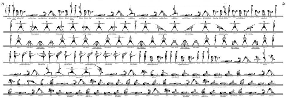Аштанга виньяса йога (видео уроки) - timestudy.ru