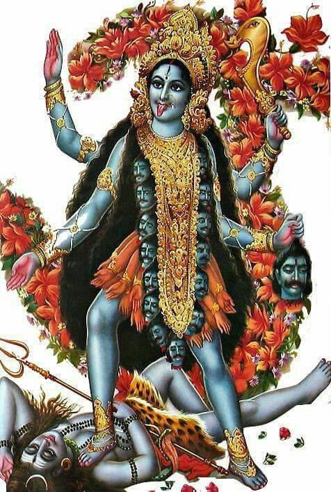 Кто такая богиня кали? легенда о богине кали. индийская мифология :: syl.ru