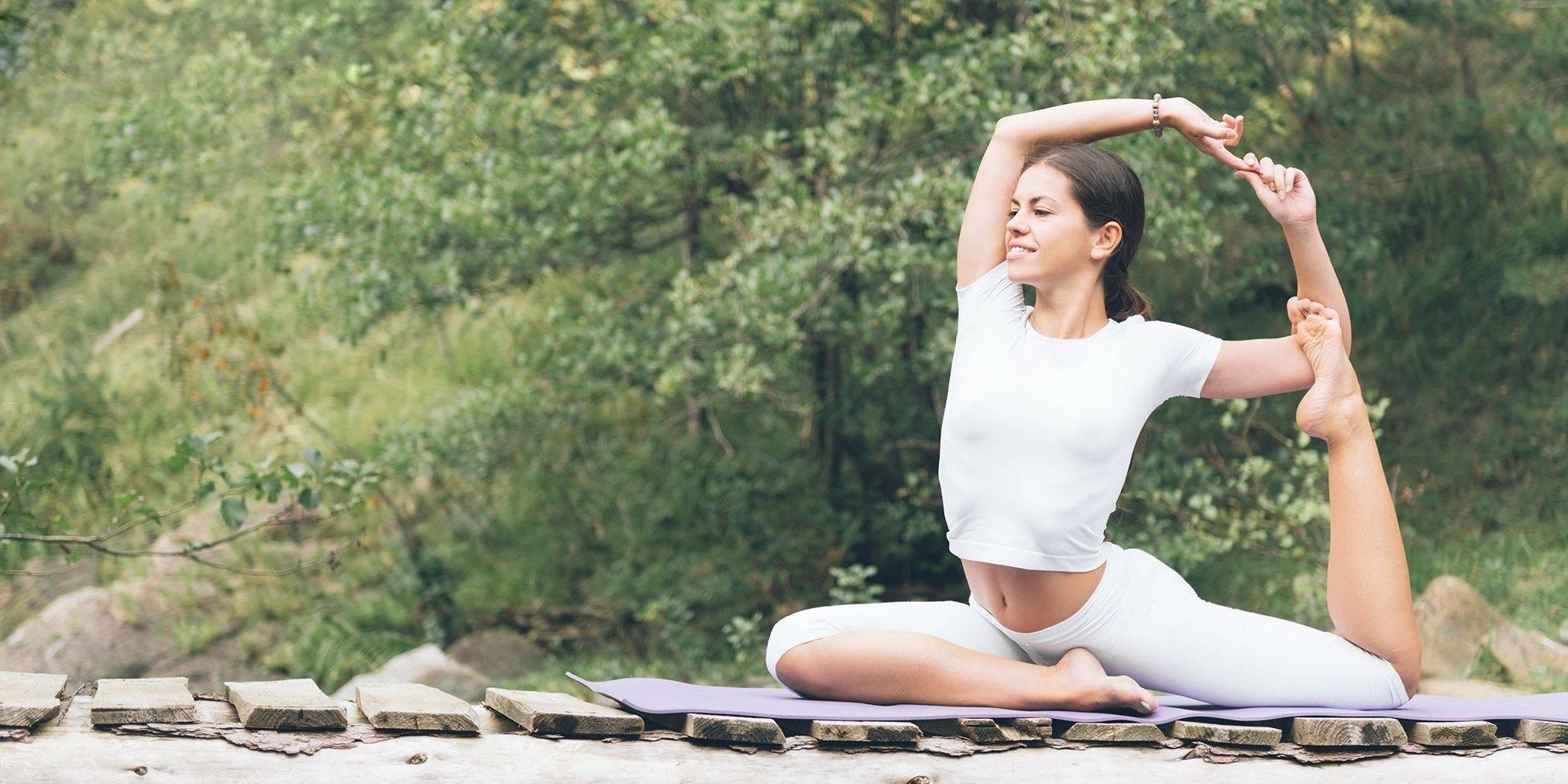 Интересные факты о происхождении йоги