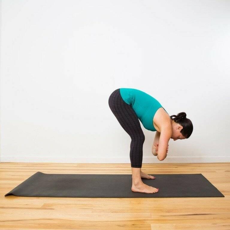 Асаны стоя: практика на одной ноге, польза и названия