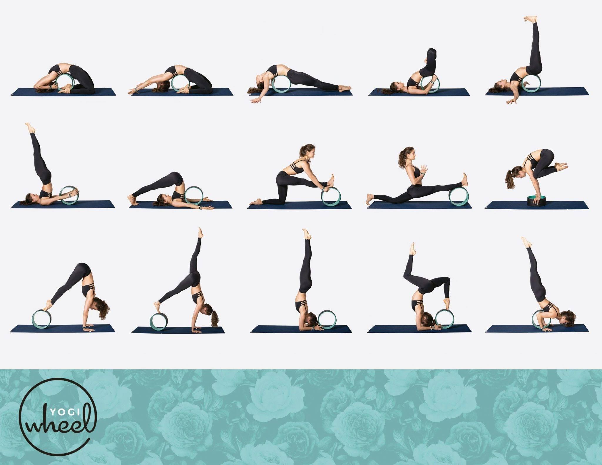 Упражнения йоги для похудения и комплексы: скручивания и наклоны, а также позы стоя и другие варианты