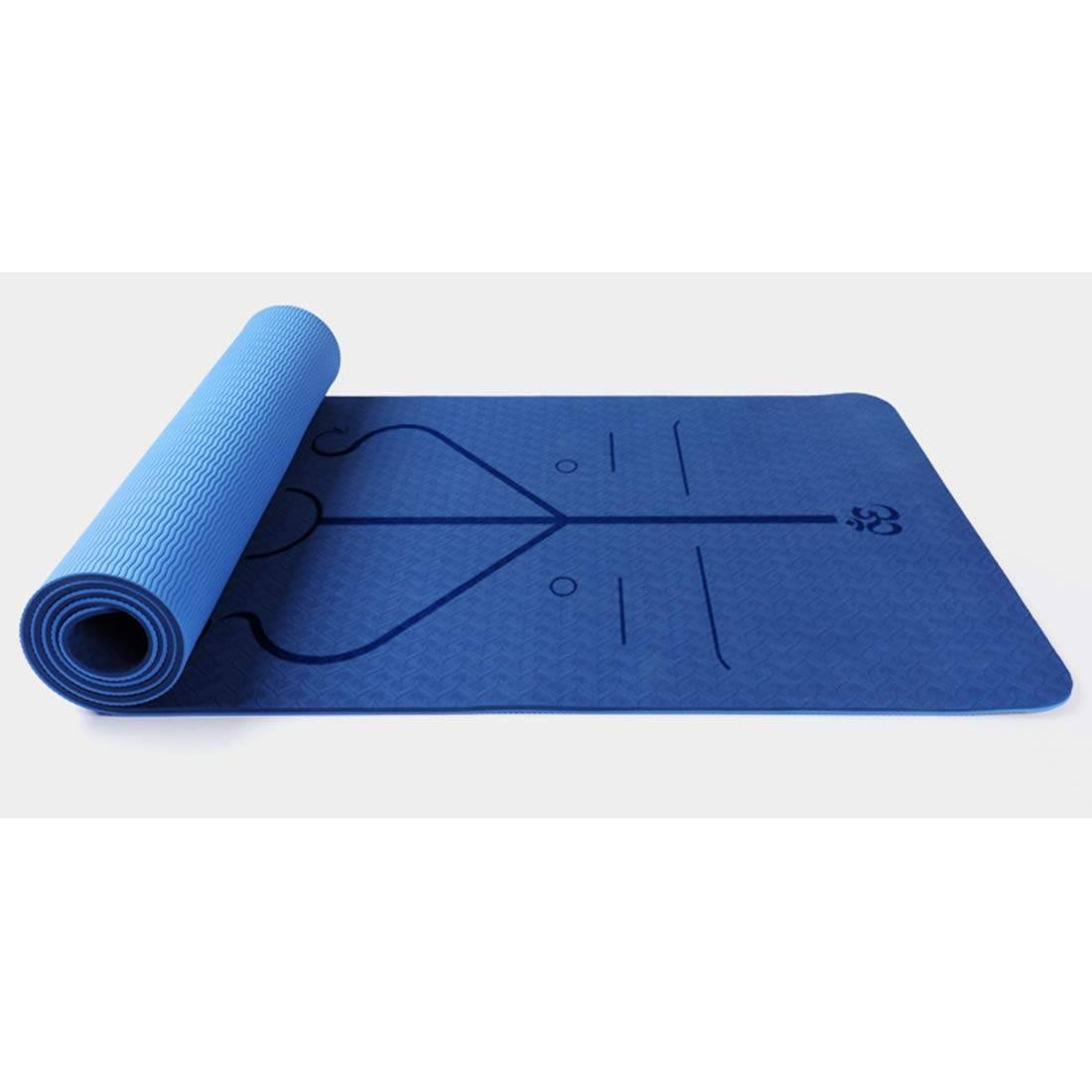 Как правильно выбрать коврик для йоги: 7 параметров