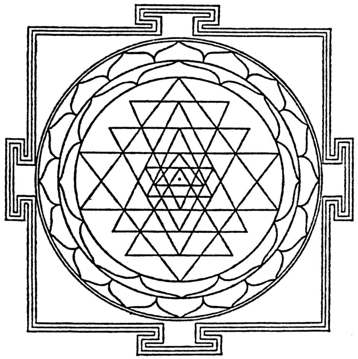 Шри-янтра