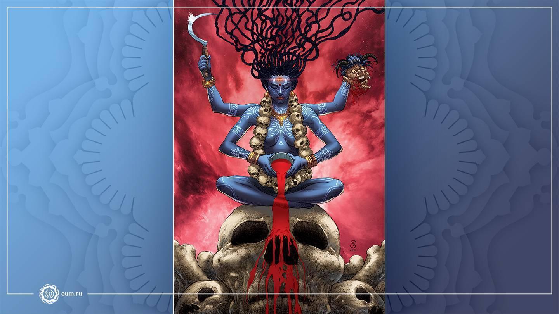 Прекрасная богиня мудрости, знаний, искусства и красоты – сарасвати