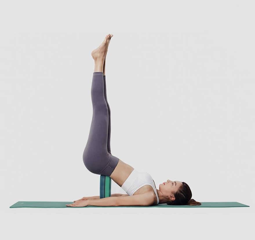 Как сделать кубики на животе — упражнения йоги для развития пресса