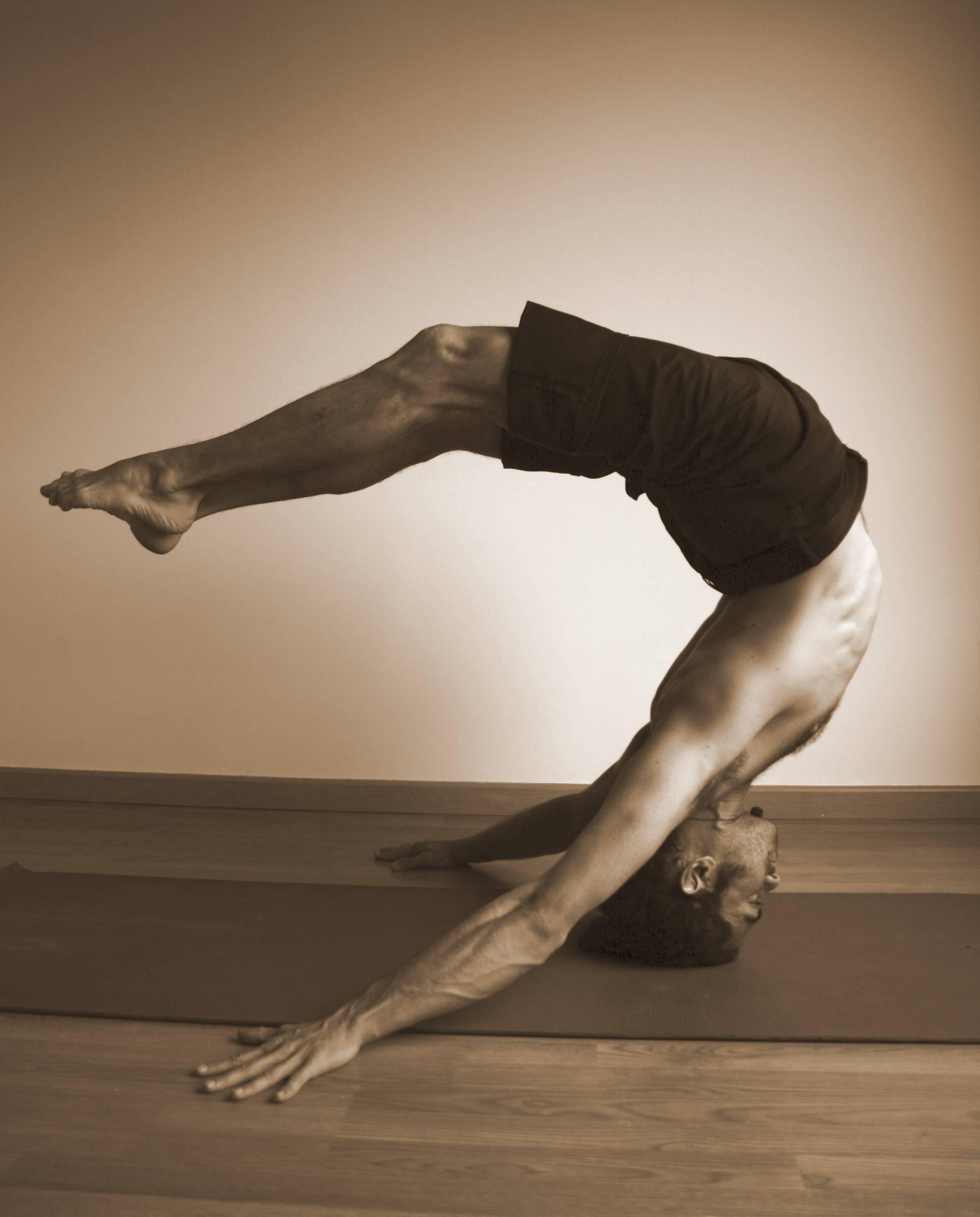 Йога для мужчин: особые комплексные упражнения