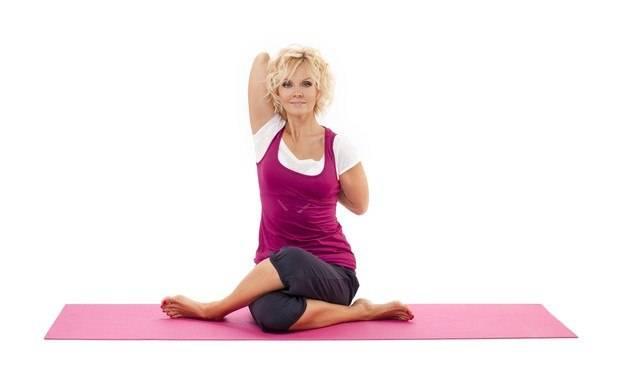 Главные асаны йоги: расслабляющие упражнения