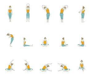 Йога и другие тренировки во время беременности