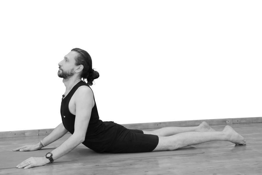 Поза голубя (капотасана): техника выполнения и польза асаны в йоге