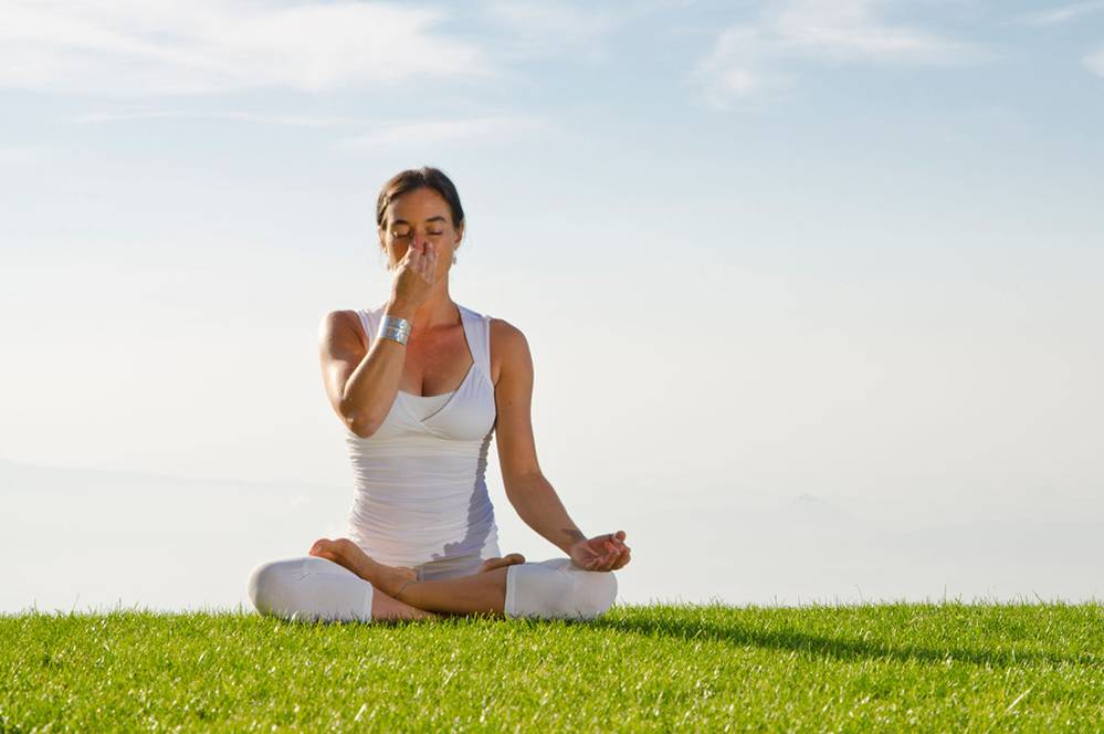 Дыхательная йога: техника правильного дыханиея для начинающих