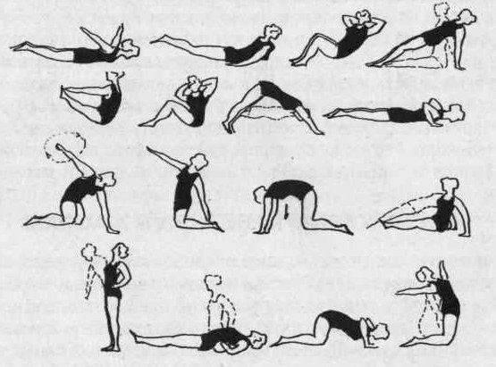 Лфк и гимнастика при остеохондрозе пояснично-крестцового отдела позвоночника: лучшие упражнения