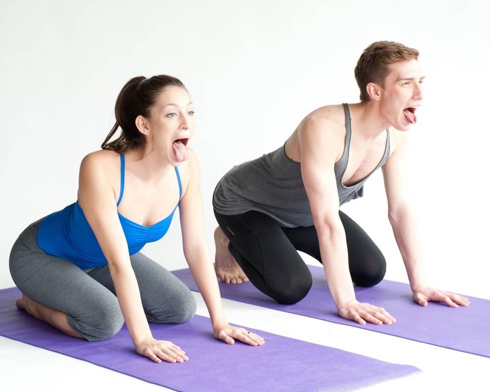 Йога для здоровья и похудения: 9 эффективных асан