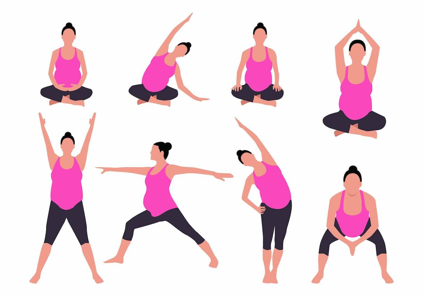 Йога для беременных во 2 триместре: видео и фото уроки, польза, противопоказания, пошаговая инструкция техник, рекомендации, отзывы