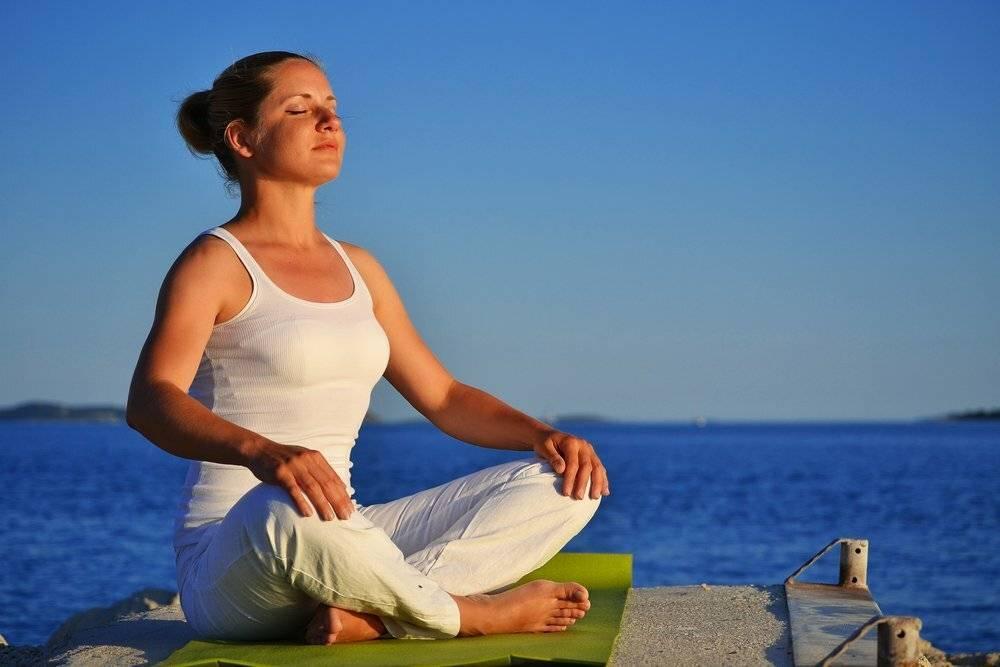 Йога при насморке и простуде
