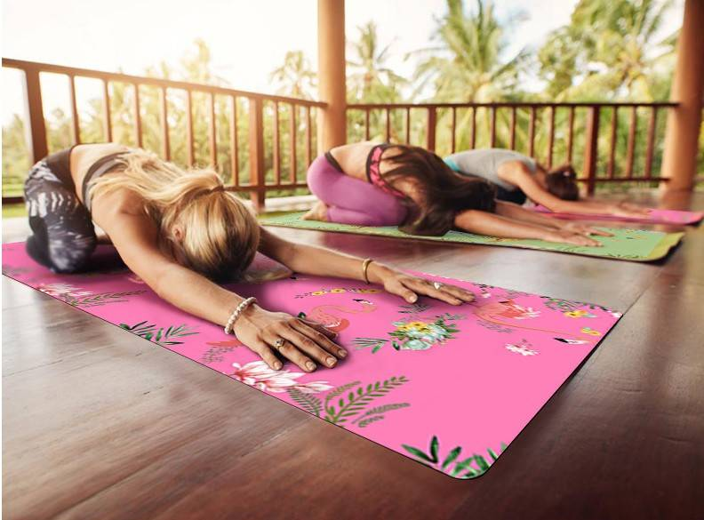 Коврик для фитнеса – как правильно выбрать, особенности разных видов, как использовать и ухаживать за ковриком?