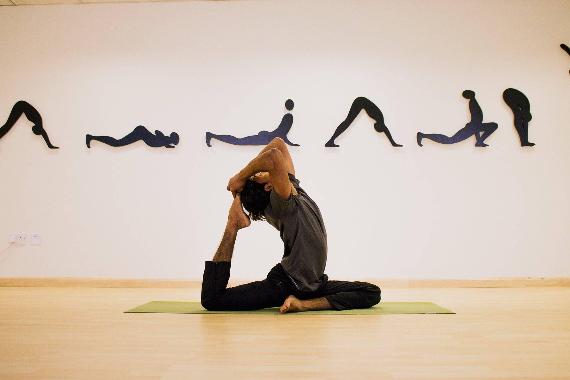 Аштанга виньяса йога   йога студия натараджа в тамбове