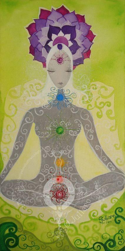 Медитация с камнями и кристаллами