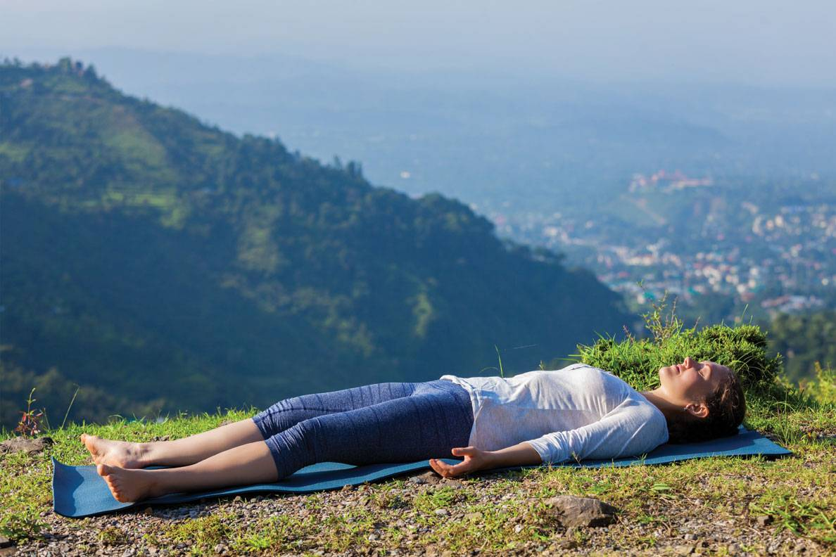 Шавасана метод глубокого расслабления