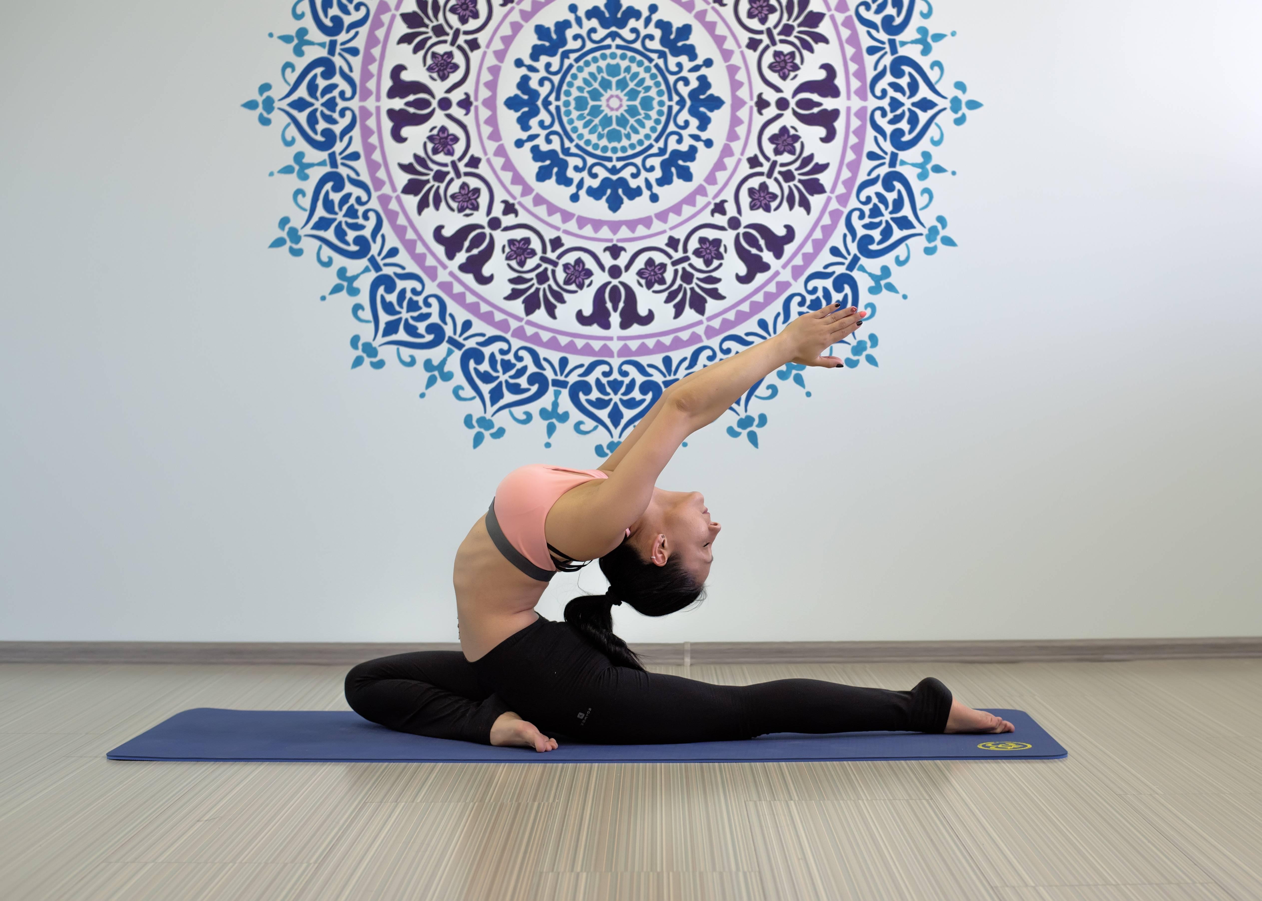 6 поз йоги, которые преобразят ваше тело