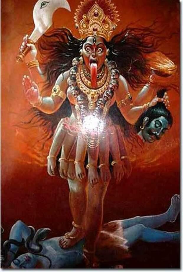Величественная богиня дурга – ее мантры, образы и описания