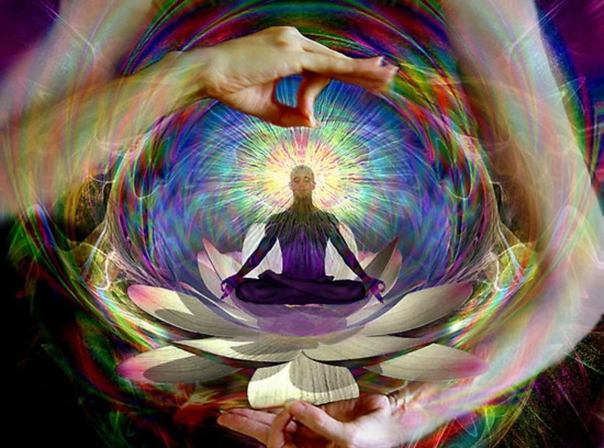 Медитация очистки от негативных программ